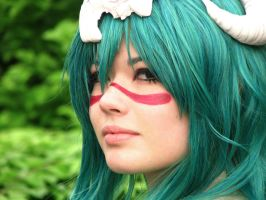 Bleach: Neliel by SFLiminality