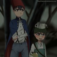 Over the garden wall by miracm4