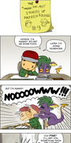 How to Train Your Monster by ChibiDonDC