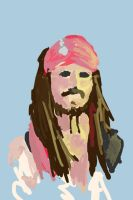 Captain Jack Sparrow by anime-halo