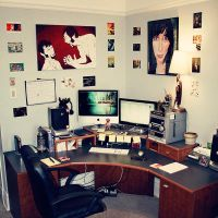 2011 Home Office by jonniedee