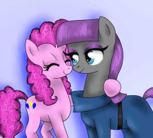 Pinkie and Maud by Denigirl