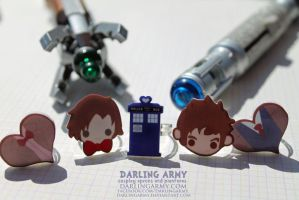Whovian of the Rings by DarlingArmy