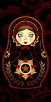 russian doll by BrentSmith-aloadofBS