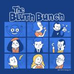 The Bluth Bunch by missqueenmob