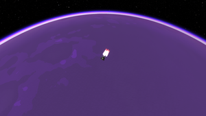 Into the Purpleness by thekerbalflyer