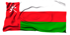 Flags of the World: Oman by MrAngryDog