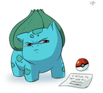 Pokemon Shaming - Bulbasaur by X-Cross