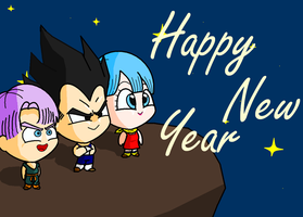 Happy New Year by HigashiKaioshin