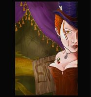 Carnival I : Ringmistress by madspider
