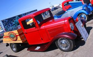 33 Ford Flatbed Truck by StallionDesigns