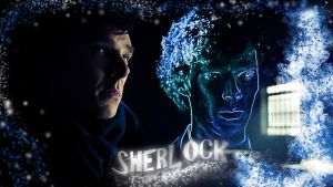 Sherlock WP by Nero749
