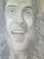 Weird Al Yankovic The King of Mock N Roll by shortpencilstudios
