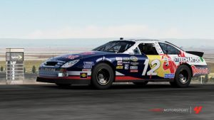 No.12 Red Colt/Steedhunters Ford Fusion by Ricky-Ray