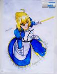Saber - Fate by TheSaikoOF