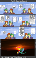 HTH Part 3: Into the Sunset by ALynnL