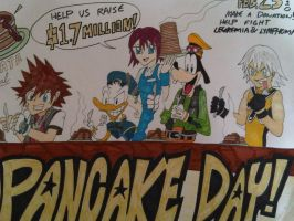 KH PANCAKE DAY by monjava