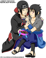 Itachi Wants Sasuke's Heart by Levi-Ackerman-Heicho