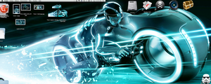 Tron 2 Legacy Wallpaper by FrLegolas