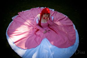 The Little Mermaid - Princess out of the sea by CherryMemories