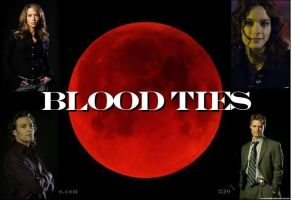 Blood Ties Wallpaper 3 by Xirane