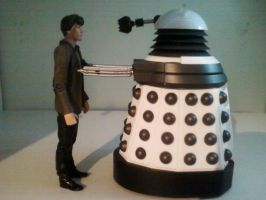 DW - Victory of the Daleks Scene Recreation by DoctorWhoOne