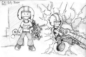 Commander Keen by BT-01