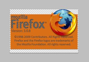 firefox splash -3.0.8- by will-yen