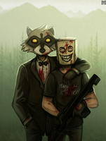 Masked murderers by GK-7