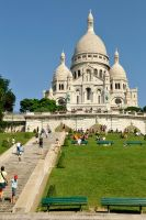 Sacre Coeur 1 by wildplaces