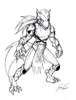 Lykos Concept Sketch by NewEraOutlaw