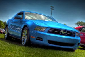 Ford Mustang Boss 302 by RockRiderZ