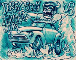 Percy Boom by Go-Baby-Go