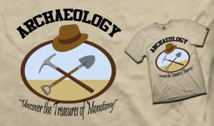 YAY Archaeology by Rivetheart