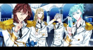 Quartet Night by lutherum