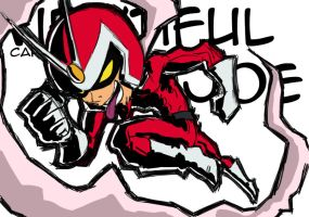 Viewtiful Joe by Franckjp