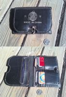 Recycled Inner Tube Wallet by Lioness123