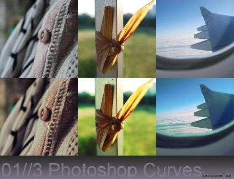 PS Curves 01 by Liinh