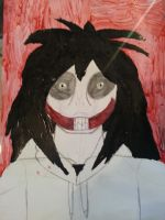 jeff the killer finished by Nightmaremoon108