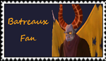 I support Batreaux stamp by cathanupto