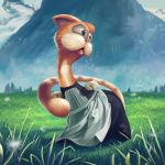 Mewria von Trapp by ProjectVirtue