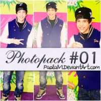 Austin Mahone Photopack by PaolaM