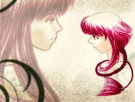 Far from Face to Face by irk
