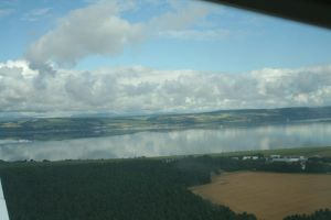 Inverness Climb-Out by tammyins