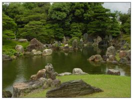 Garden Of Japan by theyourk
