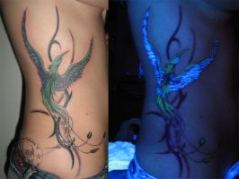 UV-Vogel by wildthingtat2