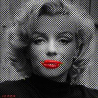 red hot Marilyn3 by J222R