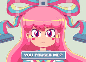 You Paused Me? by animelover276