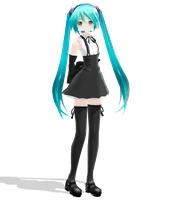maid api miku [DL] by jangsoyoung