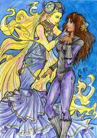 Karolina and Xavin by Autumn-Sacura